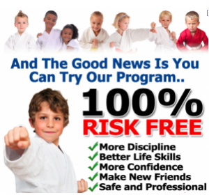 Signed Up Your Child in Martial Arts Class