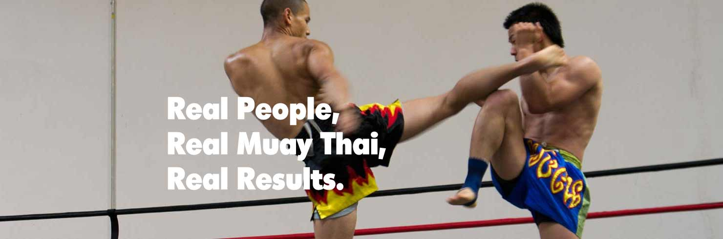 Learn Muay Thai Training in Keller and Fort Worth Texas with Muay Thai Instructor Paul Halme