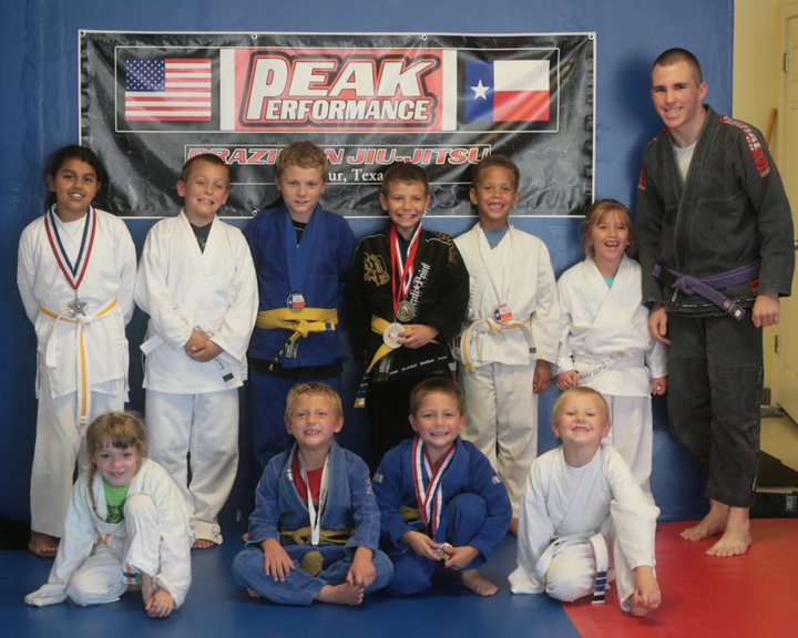 Kids Martial Arts Training and Behavior