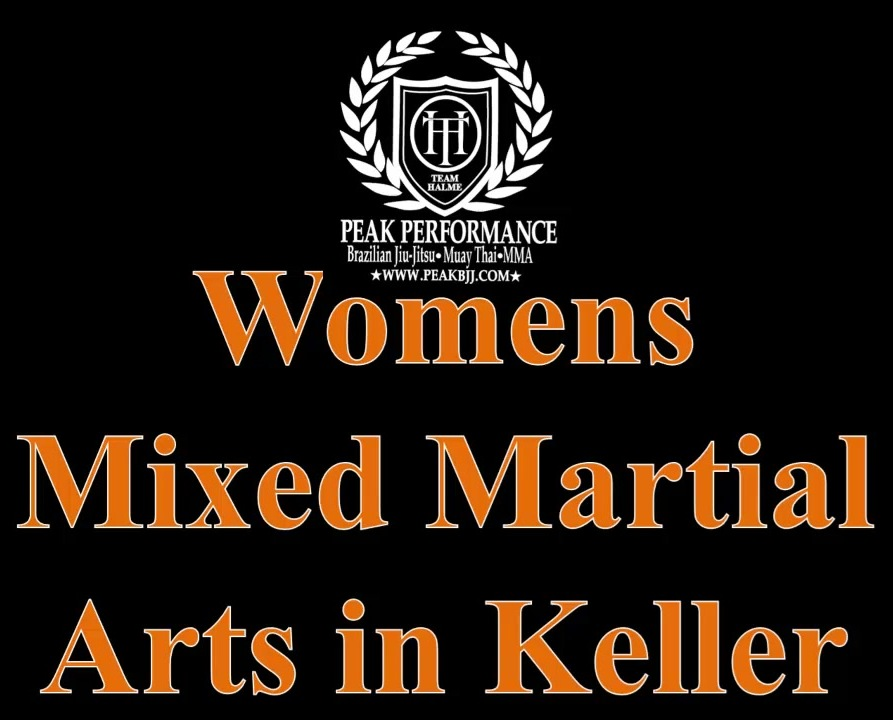 Women Mixed Martial Arts in Keller