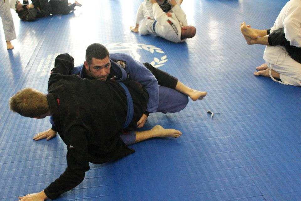 Brazilian Jiu Jitsu in Keller and Forth Worth