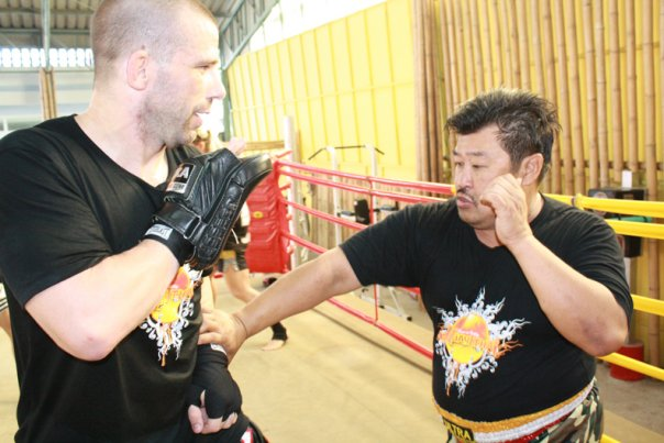 Certified Muay Thai Kickboxing in Keller