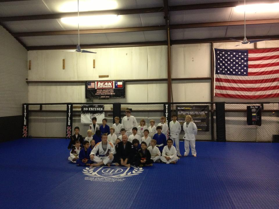 Brazilian Jiu-Jitsu Classes for Kids in Keller and Forth Worth