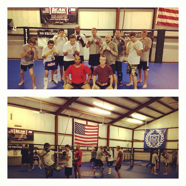 Kickboxing Classes in Fort Worth and Keller